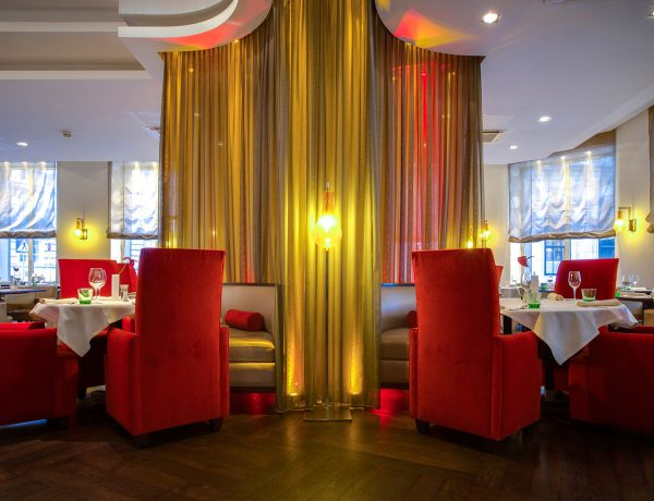 Radisson Blu Style Hotel Restaurant